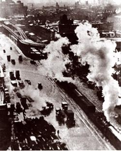 Philadelphia in the late 1800s: International Industrial