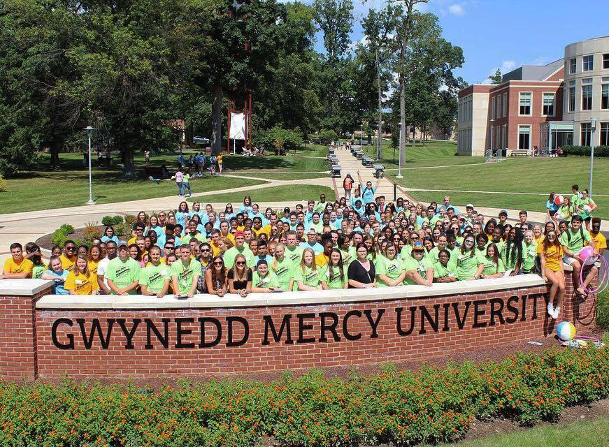 Gwynedd Mercy Campus Map.Gwynedd Mercy University Global Philadelphia Association
